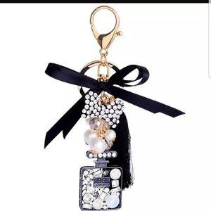 Jewelry - Tassel keychain/bag charm